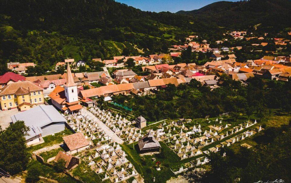 biserica din lemn transilvania