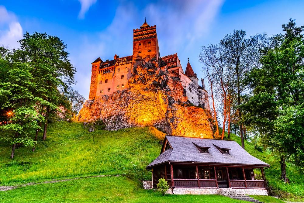 Penisune Castelul Bran