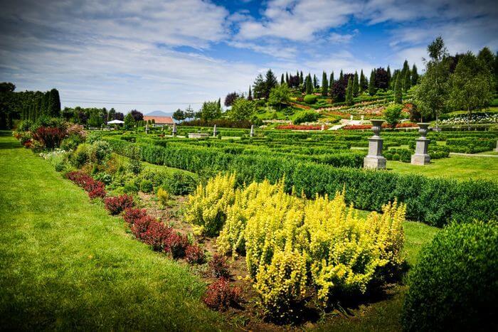 I Giardini Di Zoe Gradinile Banpotoc