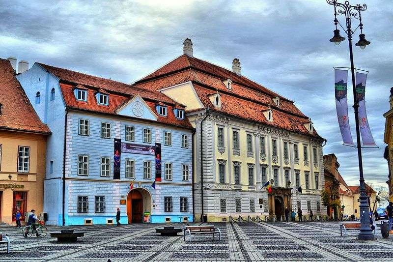 Muzeul Brukenthal Sibiu