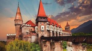 pesiune castelul corvinilor
